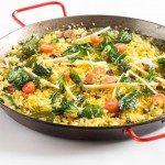 Indian Tumeric Paella Recipe