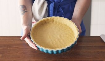 Easy Gluten Free Pie Crust Recipe