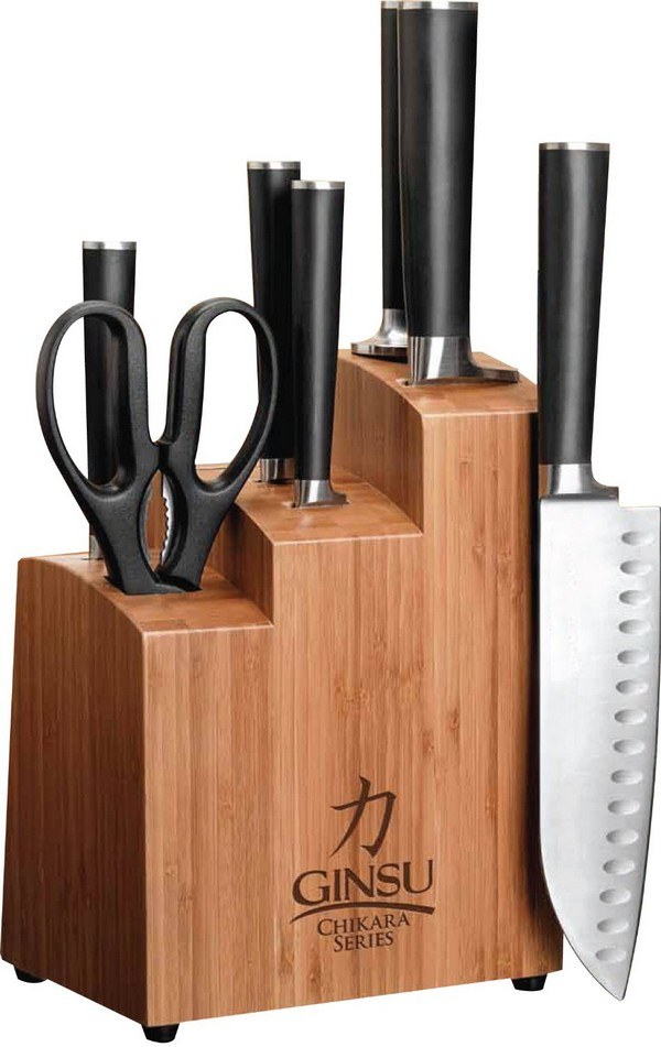Good Quality Knife Block Sets
