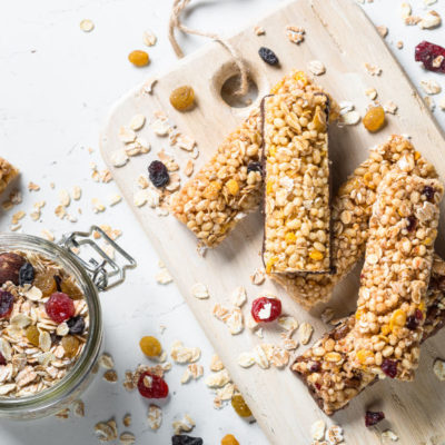 Easy snacks for mums on the go