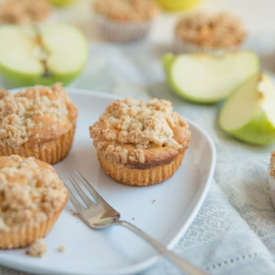 Easy Apple Streusel Muffins Recipe